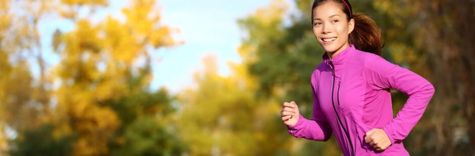 STARPOOL- Auch im Herbst ist Sport eine gute Idee